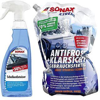 Sonax Xtreme Winter Set Gebrauchsfertig AntiFrost & KlarSicht