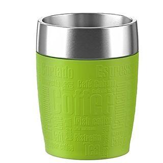 Emsa 514516 Isolier-Trinkbecher Travel Cup 200 ml