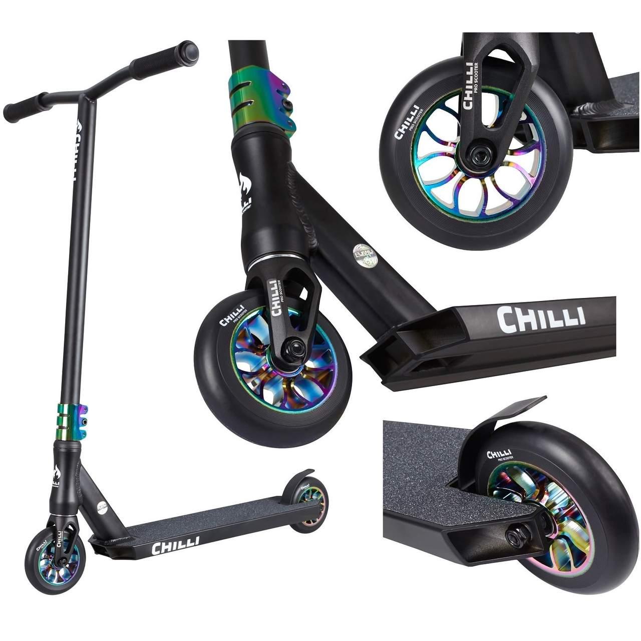 stunt scooter empfehlung