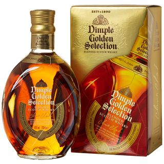 Dimple Golden Selection Blended Scotch Whisky