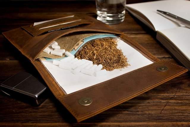 Tabaktasche Test und Vergleich