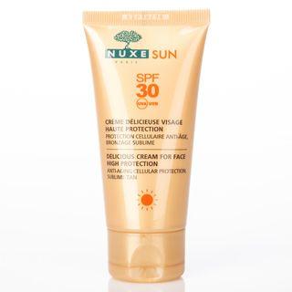 Nuxe Sun Crème Délicieuse Visage Reise-Sonnencreme LSF 30 50ml