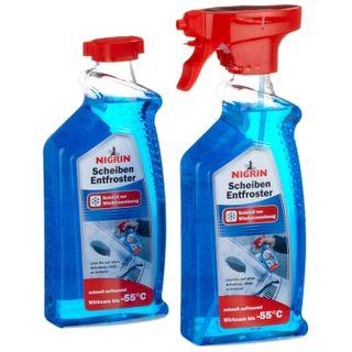 Nigrin 73972 Scheibenentfroster Doppelpack 2 X 500 ml