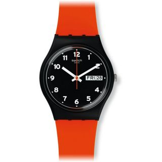 Swatch Unisex Analog Quarz Uhr GB754