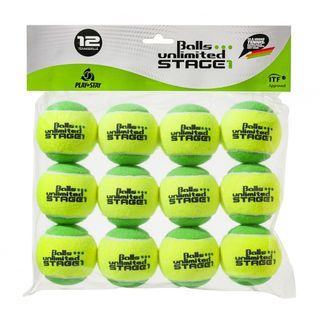 Balls unlimited Stage 1