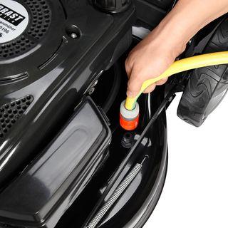 BRAST Benzin Rasenmäher 4,4kW (6PS)