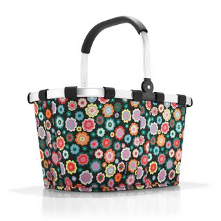 reisenthel carrybag happy flowers Einklaufskorb 48 x 29 x 28 cm
