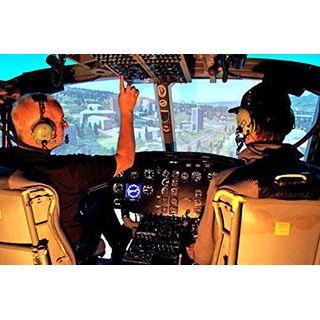 Jochen Schweizer Geschenkgutschein: UH-1 Hubschrauber Simulator