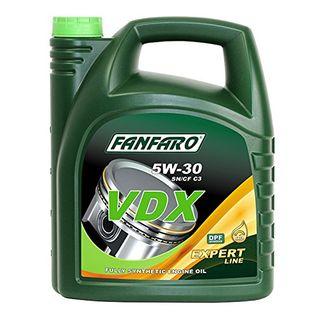 5 Liter FANFARO 5W-30 VDX Leichtlauf-Motoröl