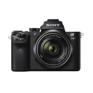 Sony Alpha 7M2 E-Mount Vollformat Digitalkamera ILCE-7M2 Kit