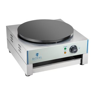Royal Catering RCEC-3000-E Crepes Maker Crepeseisen