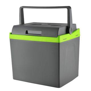 MALATEC Elektrische 25/30 L Kühlbox Wärmebox Campingbox 12V