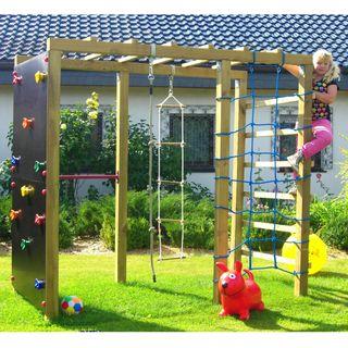 Spiel&Garten Klettergerüst
