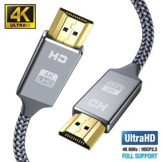 Snowkids 0.9m Hdmi Kabel Hdmi 2.0 a/b Highspeed