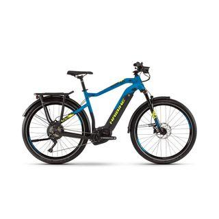 Haibike Sduro Trekking 9.0 Pedelec E-Bike Fahrrad schwarz