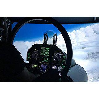 Jochen Schweizer Geschenkgutschein: Kampfjet-Flugsimulator F