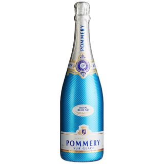 Pommery Royal Blue Sky Champagner