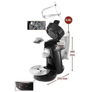 Philips Senseo Viva Café HD6563/00 Kaffeepadmaschine