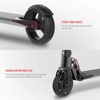 GiroSmart Elektroroller Klappbarer E-Scooter