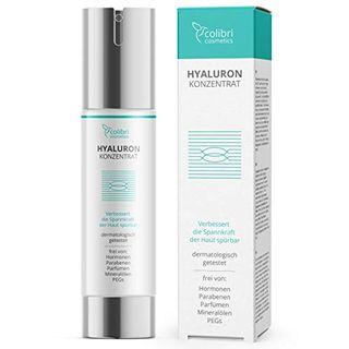 colibri cosmetics Hyaluronsäure Serum hochdosiert