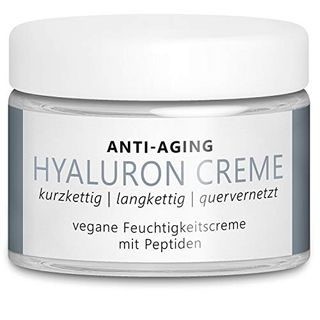 2020: Vegane Anti-Aging Hyaluron Creme 50 ml