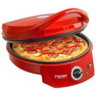 Bestron Elektrischer Grill-Pizzaofen Viva Italia