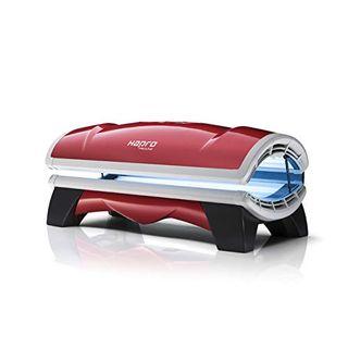 Solarium Proline 28/1 Combi Lounge Red Hapro