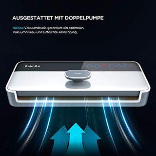 CalmDo Vakuumierer Vollautomatisch CD-V001 Vakuumiergerät
