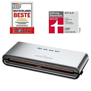 ProfiCook PC-VK 1080 Edelstahl-Vakuumiergerät