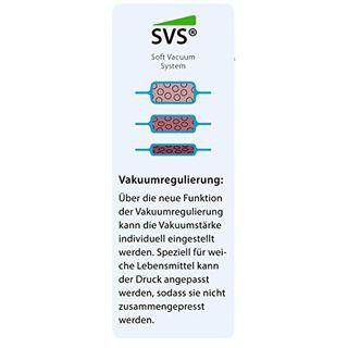 Caso VC350 Vakuumierer Vakuumgerät
