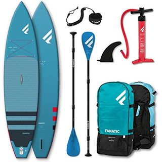 Fanatic Ray Air Touring SUP Set Fly Air SUP Board