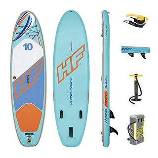 Bestway Hydro-Force SUP HuaKa'i Tech stabiles und leichtes Stand-up-Paddling