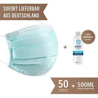 Generisch Schutzmaske.net 50x Mundschutz Mundmaske Maske Schutzmaske