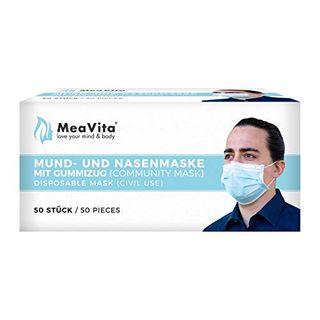 MeaVita Mund- und Nasenmaske