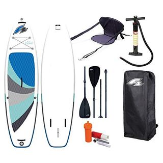 """F2 Family Comet Combo 11'5"""" Aufblasbar Sup Board Stand up Paddle"""