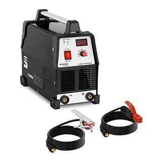 Stamos Power² S-MMA 220 Elektroden-Schweißgerät 220 A 230 V MMA Schweißer Elektrodenschweißgerät
