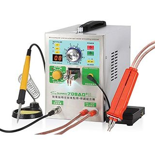 Hanchen Batterie Schweißgerät 3,8KW Akku Punktschweißgerät