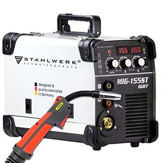 STAHLWERK MIG 155 ST Igbt