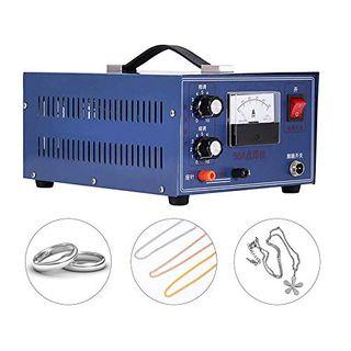 MXBAOHENG Schmuck Punktschweißgerät 0,6-1,2 mm Laserschweißmaschine