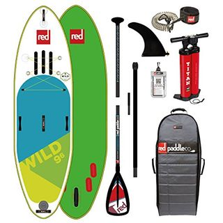 Red Paddle Co Wild 9.6' Package Stand up Paddle Wildwasser SUP
