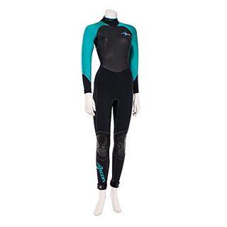 Ascan Style Comfort 5/4mm Damen Neoprenanzug Surfanzug Windsurfen