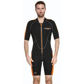 Cressi Men's Lido Herren neopren 2mm Shorty Neoprenanzug