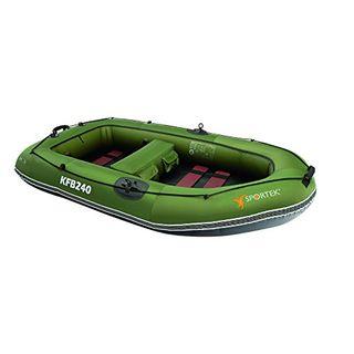 Sportek Schlauchboot KFB 240 240x132x40 cm