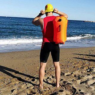 hemicala Schwimmboje Sicherheit beim Schwimmen Open Water und Triathlon