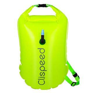 CLISPEED Schwimmboje 18L Aufblasbare wasserdichte Packsäcke
