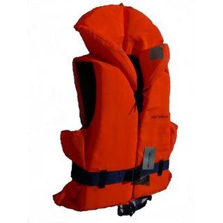 Segelladen Rettungsweste für Körpergewicht 90+ kg mit Beleuchtung
