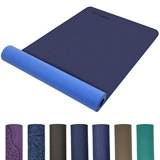 TOPLUS Preumium Yogamatte aus hochwertigen TPE