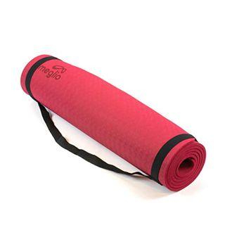 Meglio Yogamatte Premium Rutschfeste TPE-Yogamatte