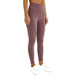 Chaos World Sporthose Damen High Waist Sport Leggings Elastische