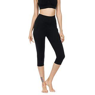 Damen Leggings Yogahosen Sporthose Tights Laufhose